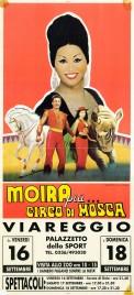 Moira piu'... Circo di Mosca Circus poster - Italy, 1994