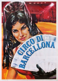 Circo di Barcellona Circus poster - Italy, 1971