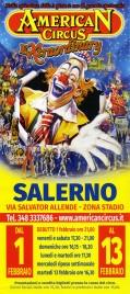 American Circus Circus poster - Italy, 2018