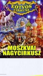 Eötvös Cirkusz Circus poster - Hungary, 2019