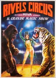 Rivels Circus Circus poster - Italy, 0