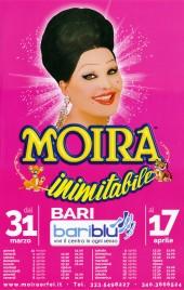 Circo Moira Orfei Circus poster - Italy, 2016