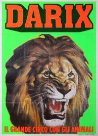 Circo Darix Martin Circus poster - Italy, 0