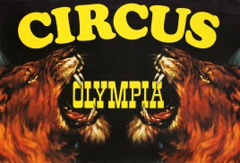 Circus Olympia Circus poster - Switzerland, 0