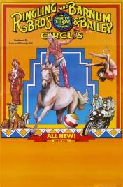 Ringling Bros. and Barnum & Bailey Circus Circus poster - USA, 1978