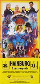 Circus Louis Knie Circus poster - Austria, 1996