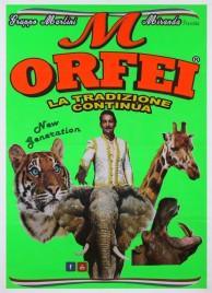 Circo Orfei Circus poster - Italy, 0