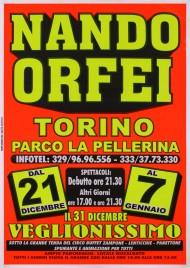 Circo Nando Orfei Circus poster - Italy, 2006