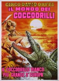 Circo David Orfei Circus poster - Italy, 0
