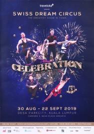 Swiss Dream Circus Circus poster - Malaysia, 2019