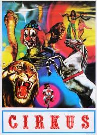 Cirkus Circus poster - Serbia, 0