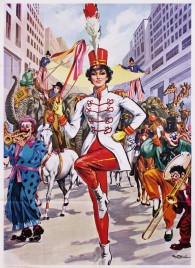 Stock Poster Circus poster - Italy, 1975
