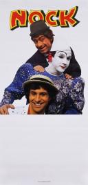 Circus Nock Circus poster - Switzerland, 1987