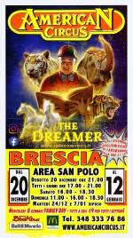 American Circus Circus poster - Italy, 2019