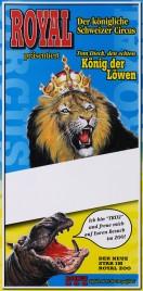 Circus Royal Circus poster - Switzerland, 2003
