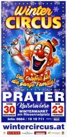 Winter Circus Circus poster - Austria, 2019
