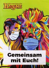 Circus Krone Circus poster - Germany, 2020