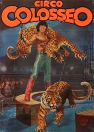 Circo Colosseo Circus poster - Italy, 0