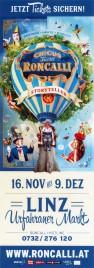 Circus Roncalli Circus poster - Germany, 2018