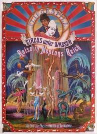 Circus Fliegenpilz Circus poster - Germany, 1991