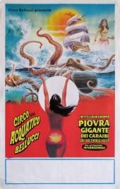 Circo Acquatico Bellucci Circus poster - Italy, 0