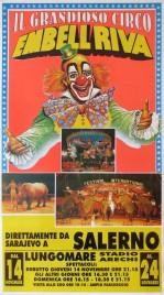 Circo Embell Riva Circus poster - Italy, 1996