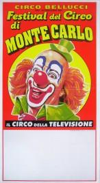 Circo Bellucci + Festival del Circo di Monte Carlo Circus poster - Italy, 0