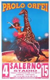 Circo Paolo Orfei Circus poster - Italy, 0