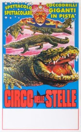 Circo delle Stelle Circus poster - Italy, 0
