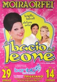 Circo Moira Orfei Circus poster - Italy, 2011