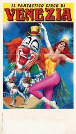 Circo di Venezia Circus poster - Italy, 0