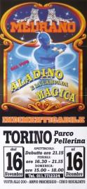 Circo Medrano Circus poster - Italy, 2001