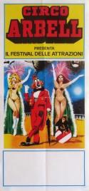 Circo Arbell Circus poster - Italy, 0