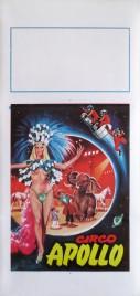 Circo Apollo Circus poster - Italy, 0