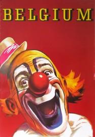 Belgium Circus Circus poster - Belgium, 0