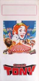 Circo Tony Circus poster - Italy, 0