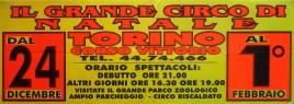 Lidia Togni - Il Grande Circo Di Natale Circus poster - Italy, 0