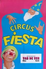 Circus Fiesta Circus poster - Netherlands, 0