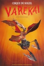 Cirque Du Soleil - Varekai Circus poster - Canada, 2002