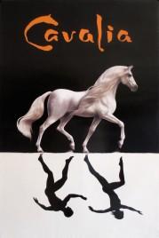 Cavalia Circus poster - Canada, 2005