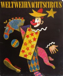 Weltweihnachtscircus Circus poster - Germany, 0