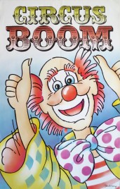 Circus Boom Circus poster - Netherlands, 1994