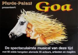 Pferde-Palast presents Goa Circus poster - Netherlands, 0
