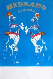 Circus Medrano Circus poster - Switzerland, 1994