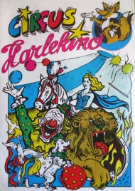 Circus Harlekino Circus poster - Netherlands, 0