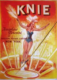Circus Knie Circus poster - Switzerland, 2005