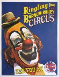 Ringling Bros. and Barnum & Bailey Circus Circus poster - USA, 0
