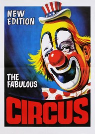 Stock Poster Circus poster - Serbia, 0