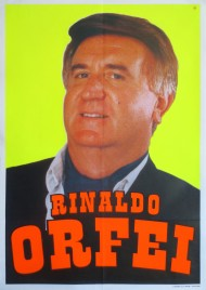 Circo Rinaldo Orfei Circus poster - Italy, 0