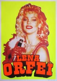 Circo Lena Orfei Circus poster - Italy, 0